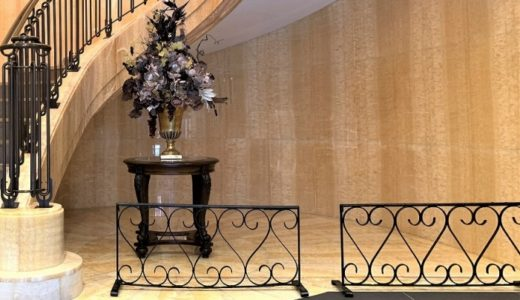 【施工事例】洋館のパーティション|ボンコテ製作のオリジナルアイアン