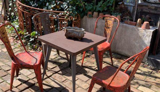 主張しすぎない機能美の名作椅子|Tolix A-CHAIR(トリックス エー チェア )