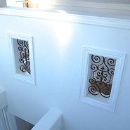 boncoteアイテム施工事例|アンティークアイアン門扉で個性あるエントランス